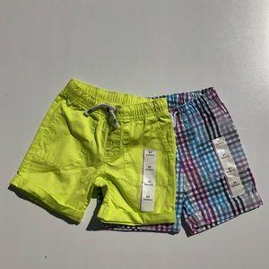 4/$20 Cat & Jack shorts